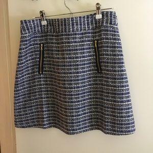 Loft A-Line Skirt, size 8